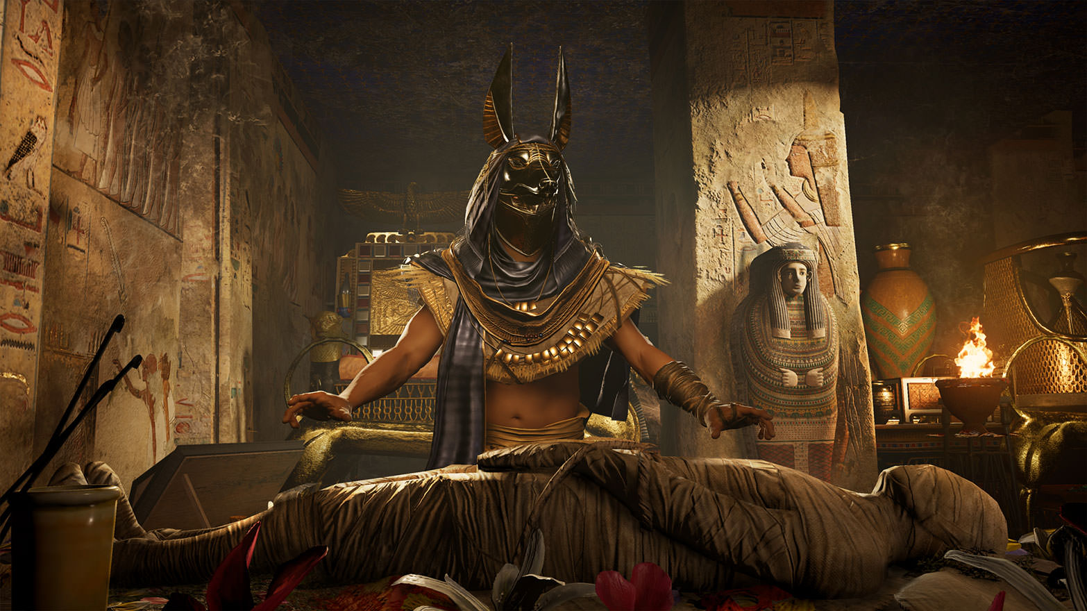 Assassin's Creed Origins DAWN OF THE CREED Legendary ...